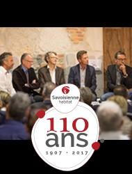 SAVOISIENNE HABITAT 110 ANS - 29 juin 2017-Conférence & Table ronde