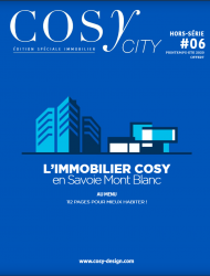 COSY CITY IMMOBILIER #6 - DOSSIER HABITAT DE DEMAIN