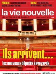 La Vie nouvelle N°1773-23 juin 2017 - 110 ans d'histoire