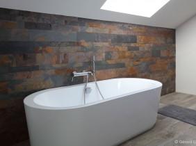 salle de bains - maison savoisienne Habitat - 2019