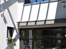 Terrasse de maison Savoisienne Habitat