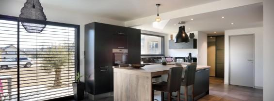 Cuisine - savoisienne habitat maison individuelle 2019