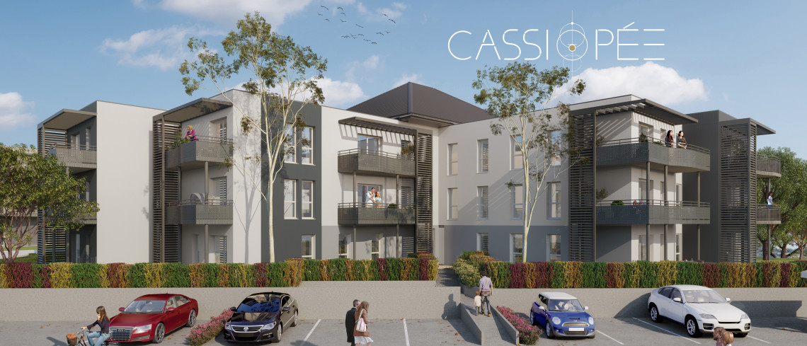 CONSTELLIA: Résidence CASSIOPÉE et maisons LES PLÉIADES