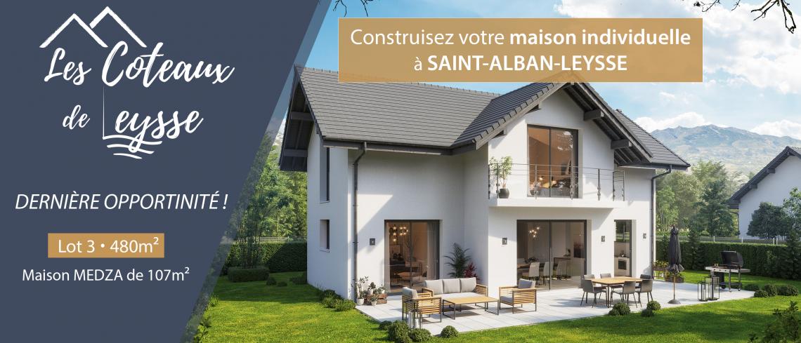 Maison saint alban leysse