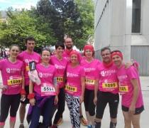 Odyssea : SAVOISIENNE soutient la lutte contre le cancer du sein