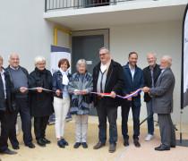 INAUGURATION DE L'HOTEL DE FRANCE ET L'EPURE À CHALLES-LES-EAUX