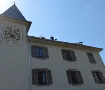 DERNIÈRE LIGNE DROITE POUR L'HOTEL DE FRANCE