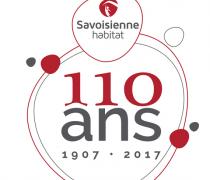 SAVOISIENNE HABITAT FÊTES SES 110 ANS