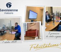 SIGNATURES PROMESSES DE VENTE - les 100 secrets - Albertville