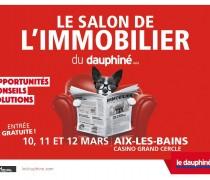 SAVOISIENNE HABITAT présent au Salon de l'immobilier au Casino Grand Cercle d'Aix-les-Bains - EDITION 2017