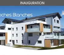INAUGURATION Les Roches Blanches